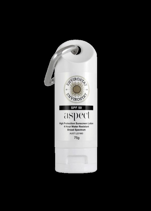 Aspect Gold Envirostat SPF50 High Protection Sunscreen Lotion