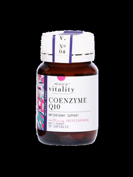 Miss Vitality CoenzymeQ10