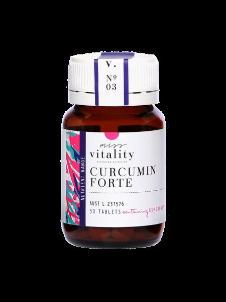 Miss Vitality Curcumin Forte